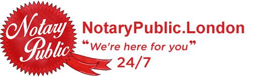 Notary Public.London