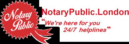 Notary Public London