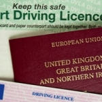 Passport and Licence Gatwick